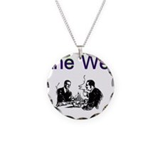 the-we Necklace Circle Charm