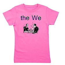 the-we Girl's Tee