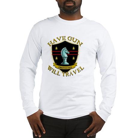 paladindark Long Sleeve T-Shirt