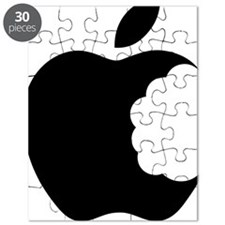 apple logo Puzzle
