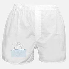 Polar Bear Reflection Boxer Shorts