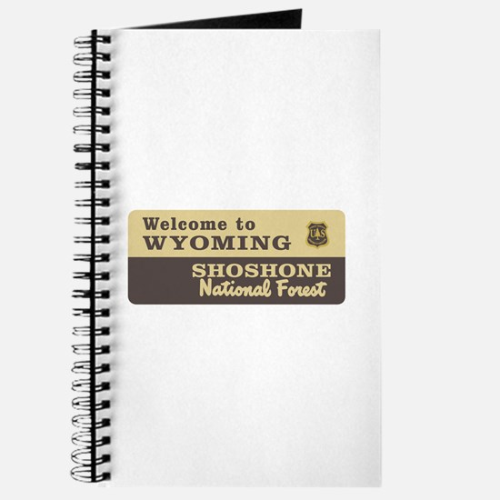 Welcome to Wyoming - USA Journal