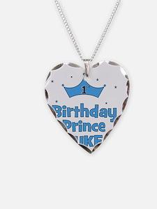 2-birthdayprince_1st_LUKE Necklace Heart Charm