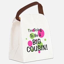 circles_goingtobeaBIGCOUSIN_girl Canvas Lunch Bag