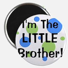 imthelittlebrother_greenbluecircles Magnet