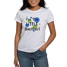 imthelittlebrother_greenbluecircle Tee