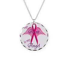 angel aunt copy Necklace