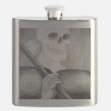 deaths smilebw Flask