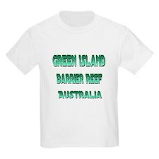 Green Island Kids T-Shirt