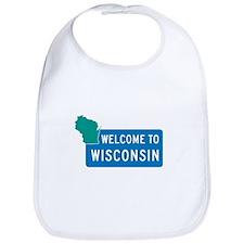 Welcome to Wisconsin - USA Bib