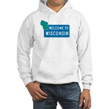 Welcome to Wisconsin - USA Hoodie