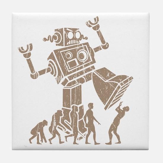 2-robotV2 Tile Coaster