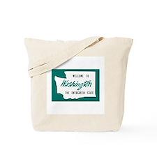 Welcome to Washington - USA Tote Bag