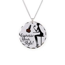 Espresso Your Style! Necklace