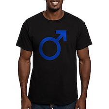 Male Symbol 7x7 T