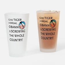 TIGERBREAK Drinking Glass
