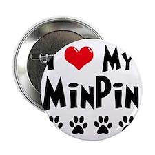"""I-Love-My-Min-Pin 2.25"""" Button"""