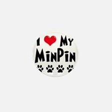 I-Love-My-Min-Pin Mini Button