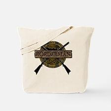 bordermanfinal copy Tote Bag