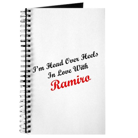 In Love with Ramiro Journal