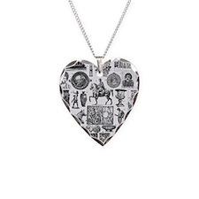 Roman Art II Necklace