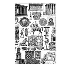 Roman Art II Postcards (Package of 8)