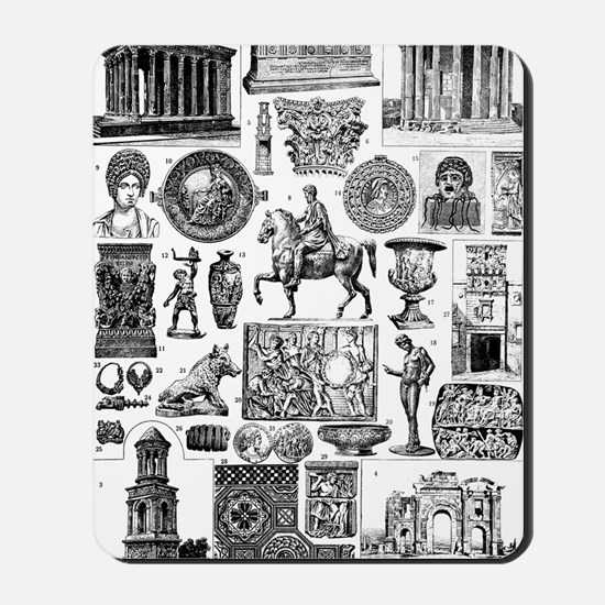 Roman Art II Mousepad