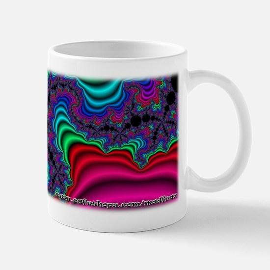 Fractal S~04 11oz. Mug