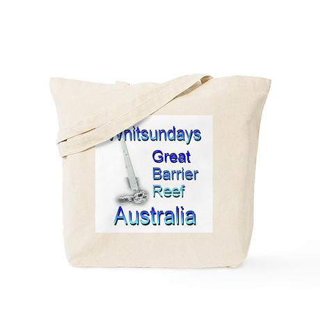 Whitsundays Tote Bag