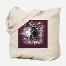 New moon Quiluete Poster Tote Bag