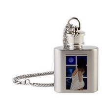 Isle Esme Flask Necklace
