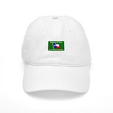 Welcome to Texas - USA Baseball Cap
