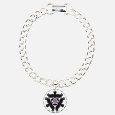 Eleven Crow Pentagram -  Bracelet