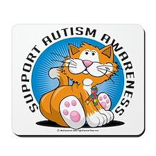 Autism-Cat Mousepad