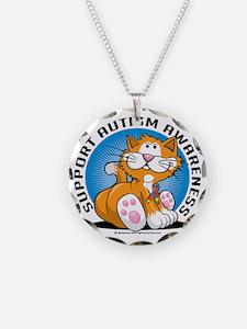 Autism-Cat Necklace