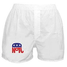 Anti-Republican Boxer Shorts