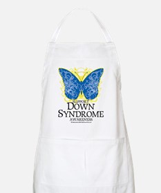 Down-Syndrome-Butterfly Apron