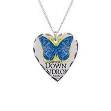 Down-Syndrome-Butterfly Necklace