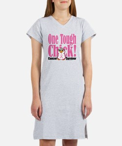 BC-One-Tough-Chick Women's Nightshirt