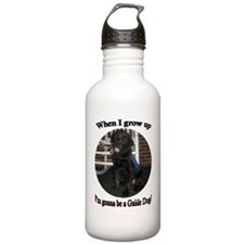 Gonna be a Guide Dog Water Bottle