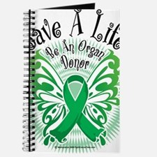 Organ-Donor-Butterfly-3 Journal