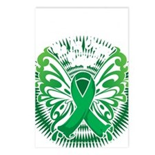 Organ-Donor-Butterfly-3-b Postcards (Package of 8)