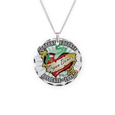 Organ-Donor-Classic-Tattoo Necklace