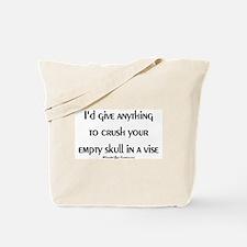 Vise Tote Bag