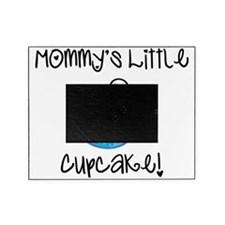 Mommys cupcake skull Picture Frame