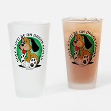 Organ-Donor-Dog Drinking Glass