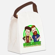 Special_Delivery_Puppets_01 Canvas Lunch Bag