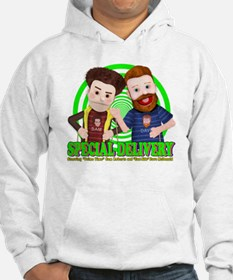 Special_Delivery_Puppets_01 Hoodie
