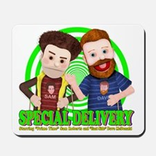 Special_Delivery_Puppets_01 Mousepad