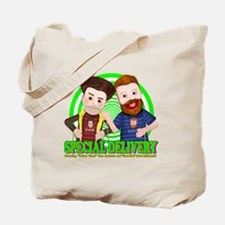 Special_Delivery_Puppets_01 Tote Bag